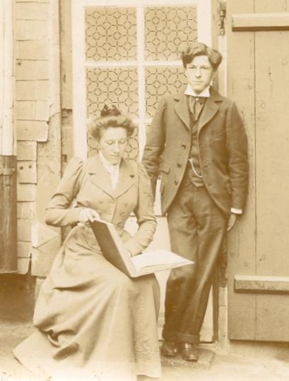 Madeleine en1923